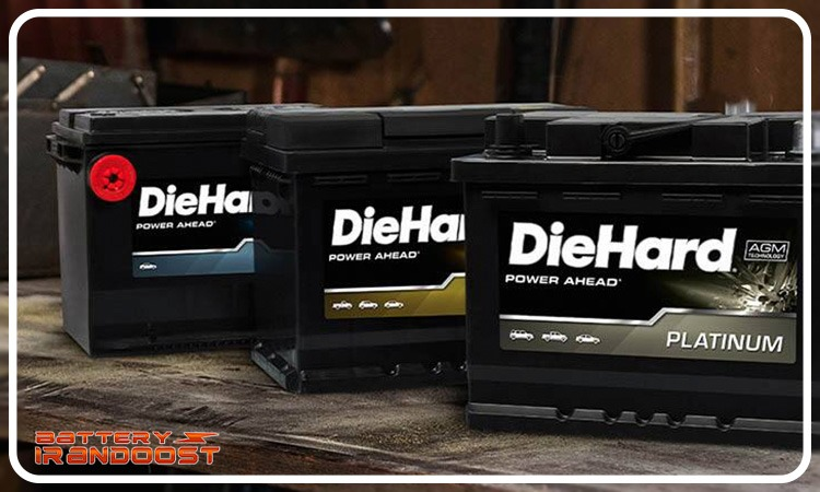 انواع باتری ماشین بر اساس قیمت