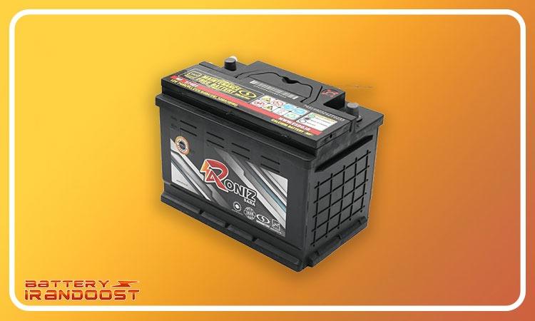 سه ویژگی بارز باتری رونیز صبا باتری - باطری رونیز ساخت صبا باتری