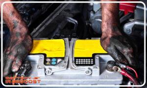 علت های خرابی باتری ماشین 300x180 - نکات نگهداری باتری ماشین