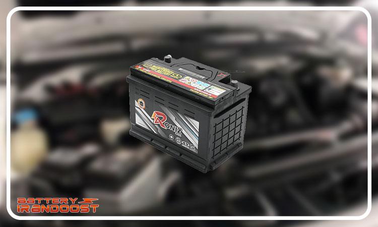 مشخصات باطری رونیز ساخت صبا باتری - باطری رونیز ساخت صبا باتری