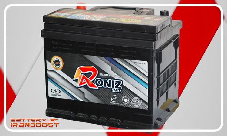 گارانتی باتری رونیز صباباتری - باطری رونیز ساخت صبا باتری