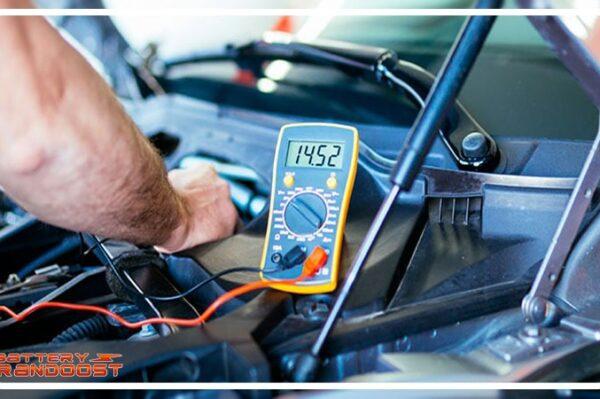 علائم خالی شدن باتری ماشین 600x399 - صفحه اصلی