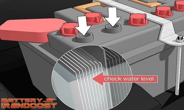 مایع باتری موجود در باطری ماشین چیست
