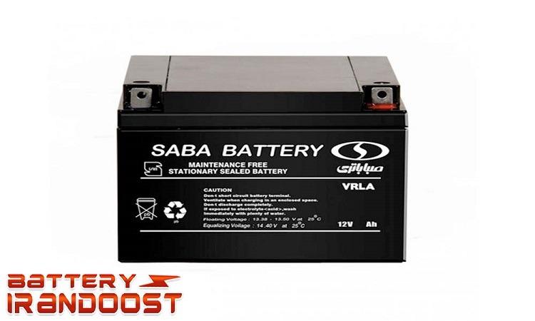 انواع محصولات صبا باتری