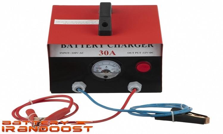 شارژر باتری خودرو صنایع تولیدی البرز توان کد ۰۱