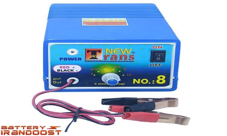 شارژر باتری خودرو نیوترانس مدل bkn8