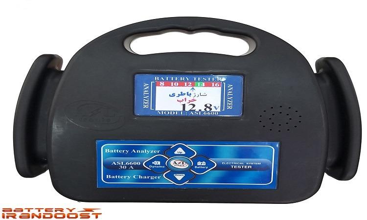 شارژر باتری خودرو مدل ASL6600-30A