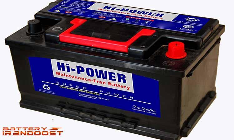 7 قسمت تشکیل دهنده باتری ماشین