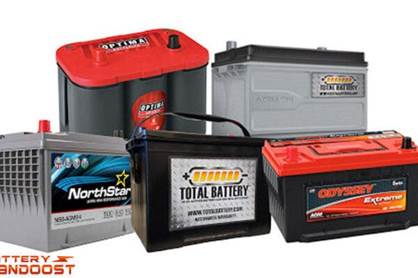 بهترین تولید کنندگان باتری ایرانی